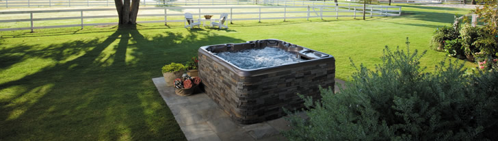 hot tub ideas in calgary