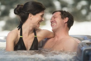 Using Aromatherapy with Your Hot Tub