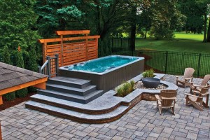Should I Buy a Hot Tub or a Swim Spa?