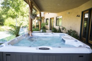 How Long Can I Stay in a Hot Tub For?
