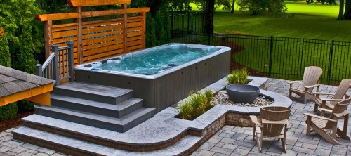 The Benefits of Hydropool Swim Spas